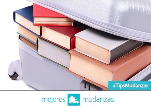 Tips-Mudanzas-empacar-libros en una Mudanza