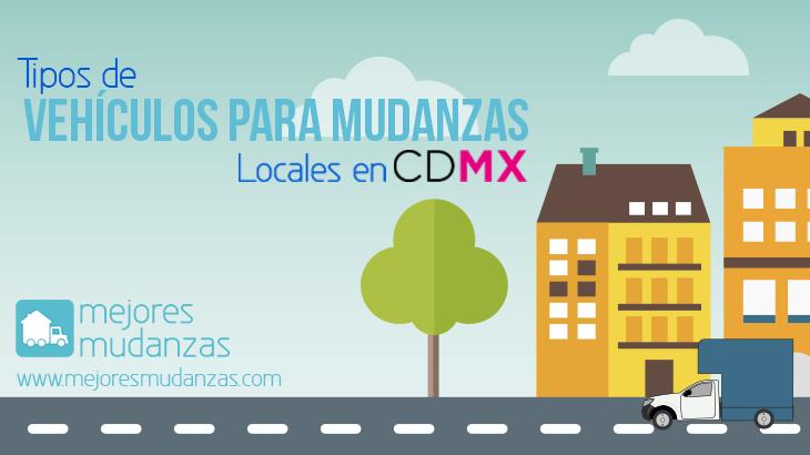 Mudanzas CDMX Infografía