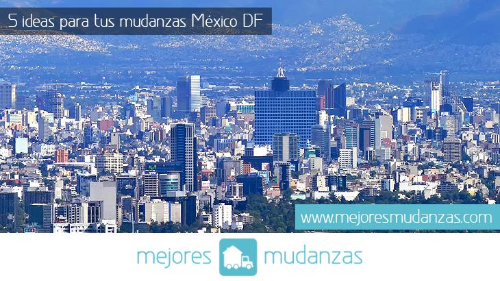 Mudanzas Mexico DF
