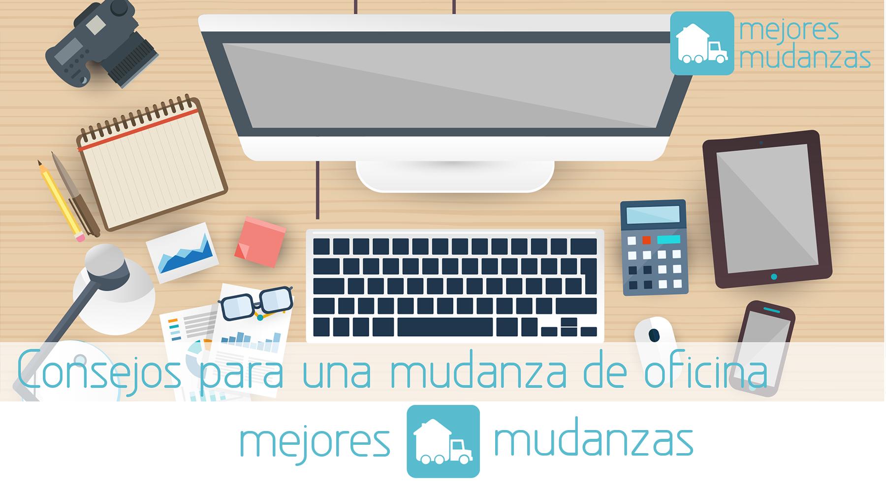 Consejos para tu mudanza df de oficina infograf a for Mudanza oficina