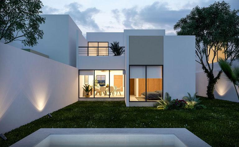 Fraccionamientos residenciales en Mérida