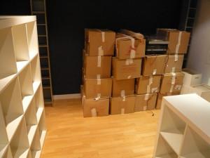 Mejores cajas para empaquetar en su mudanza