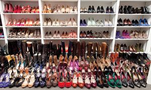 empacar zapatos mudanza