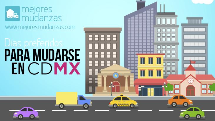 Mudanza en CDMX