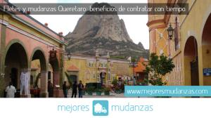 FLETES Y MUDANZAS QUERETARO