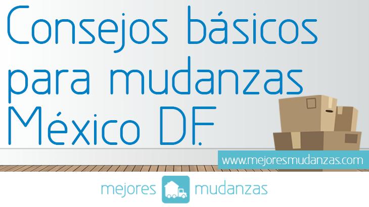 Mudanzas México DF