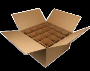 empacar vajilla